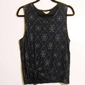 Lucky Brand Tank Top size M